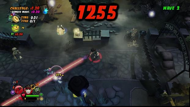 All Zombies Must Die! Scorepocalypse DLC on PC screenshot #6