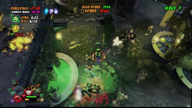 All Zombies Must Die! Scorepocalypse DLC on PC screenshot #5