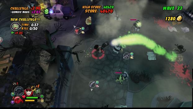 All Zombies Must Die! Scorepocalypse DLC on PC screenshot #4