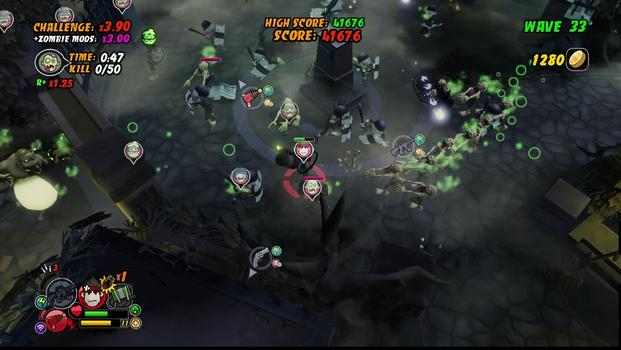 All Zombies Must Die! Scorepocalypse DLC on PC screenshot #3