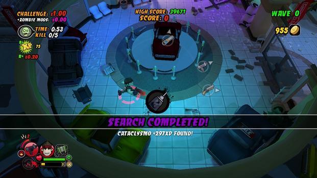 All Zombies Must Die! Scorepocalypse DLC on PC screenshot #2