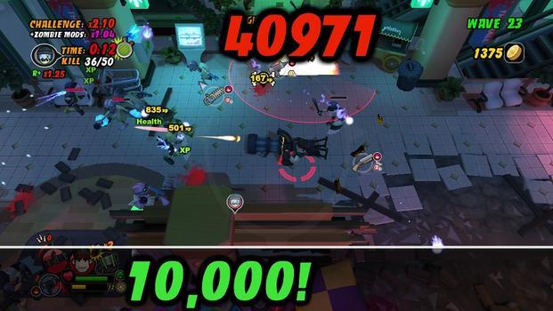All Zombies Must Die! Scorepocalypse DLC on PC screenshot #1