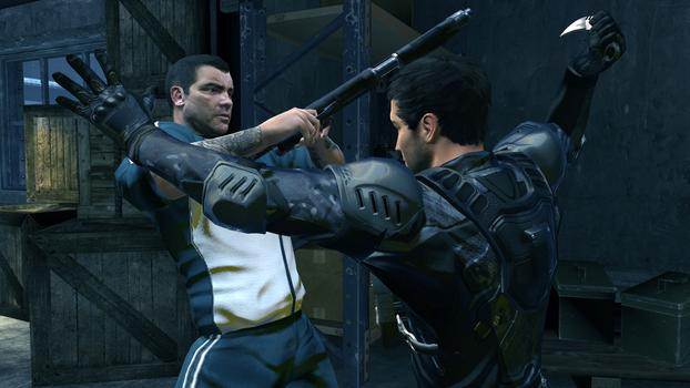 Alpha Protocol on PC screenshot #1