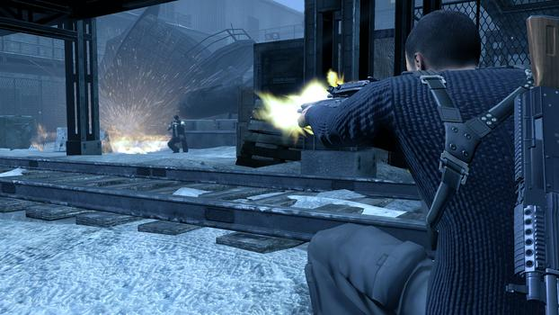Alpha Protocol on PC screenshot #4