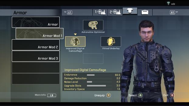 Alpha Protocol on PC screenshot #7