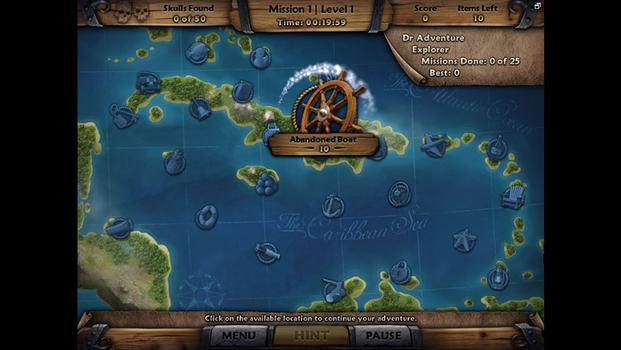 Amazing Adventures: The Caribbean Secret (NA) on PC screenshot #5