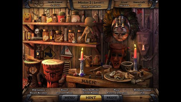 Amazing Adventures: The Caribbean Secret (NA) on PC screenshot #4