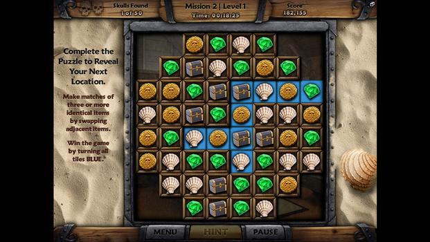 Amazing Adventures: The Caribbean Secret (NA) on PC screenshot #3