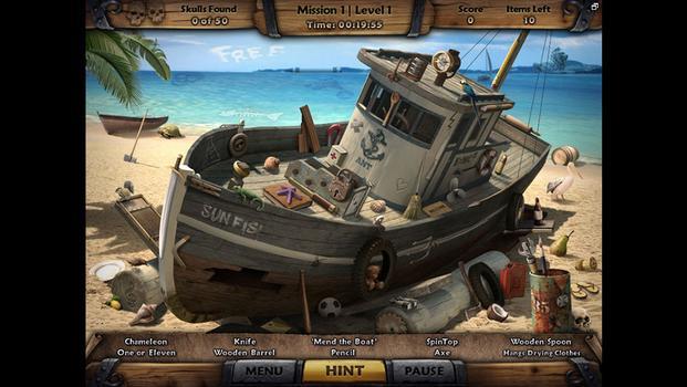 Amazing Adventures: The Caribbean Secret (NA) on PC screenshot #2