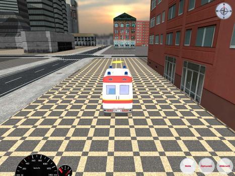 Ambulance Simulator on PC screenshot #4