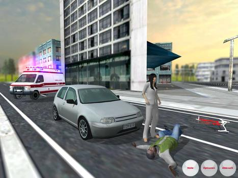 Ambulance Simulator on PC screenshot #2