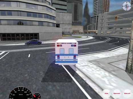 Ambulance Simulator on PC screenshot #1