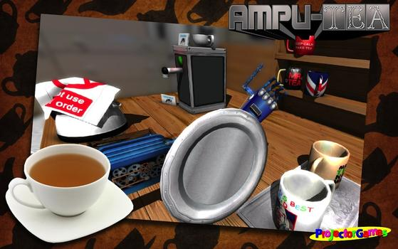 Ampu-Tea on PC screenshot #2