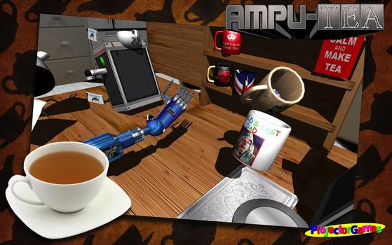 Ampu-Tea on PC screenshot #1