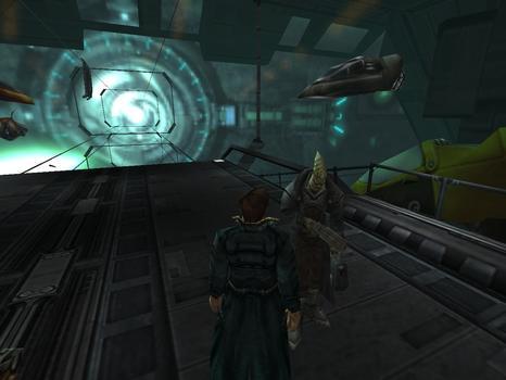 Anachronox on PC screenshot #5