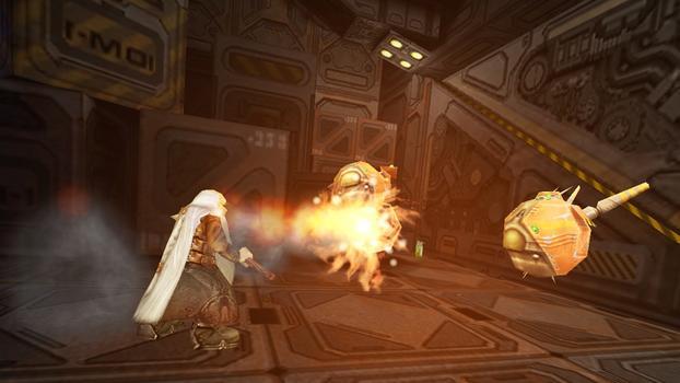 Anachronox on PC screenshot #2