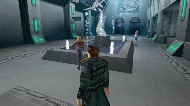 Anachronox on PC screenshot #1