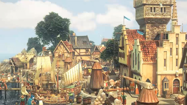 6, Anno 1404 Dawn of Discovery Venice Expansion Of. .