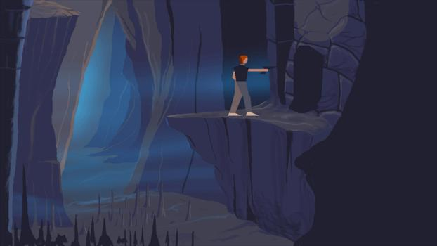Another World: 20th Anniversary Edition on PC screenshot #9
