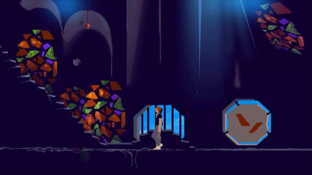 Another World: 20th Anniversary Edition on PC screenshot #8