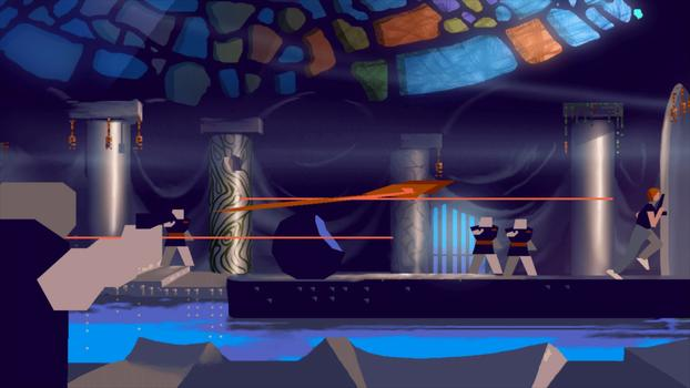 Another World: 20th Anniversary Edition on PC screenshot #4