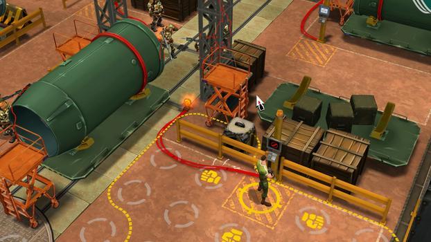 Antisquad on PC screenshot #6