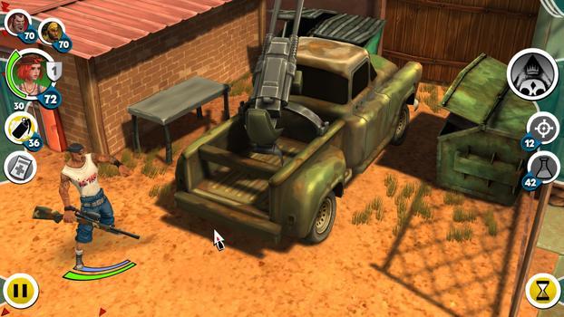 Antisquad on PC screenshot #4