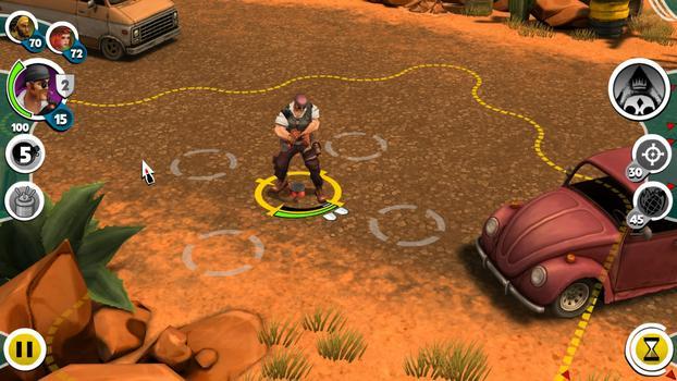 Antisquad on PC screenshot #2