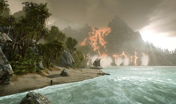 ArcaniA: Fall of Setarrif on PC screenshot #3