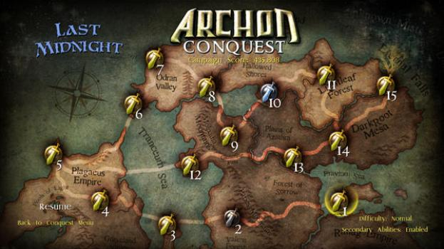 Archon Classic on PC screenshot #2