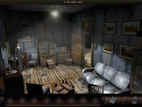 Art of Murder: FBI Confidential on PC screenshot #1