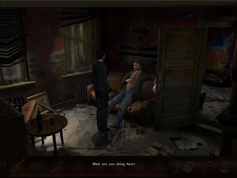 Art of Murder: FBI Confidential on PC screenshot #4