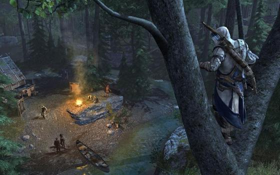 Assassin's Creed III on PC screenshot #3