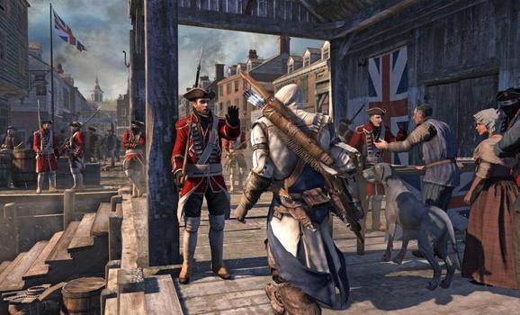 Assassin's Creed III on PC screenshot #4