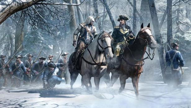 Assassin's Creed III on PC screenshot #5