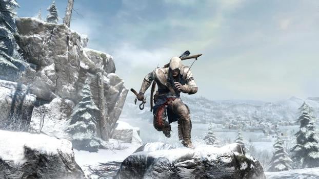 Assassin's Creed III on PC screenshot #6