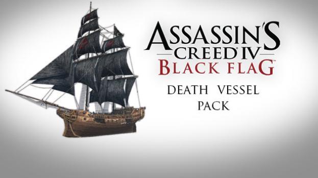 DLC Assassin's Creed IV Black Flag - Death Vessel Pack