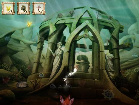 Atlantis: Pearls of the Deep on PC screenshot #1