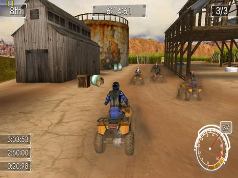 ATV Fever on PC screenshot #3