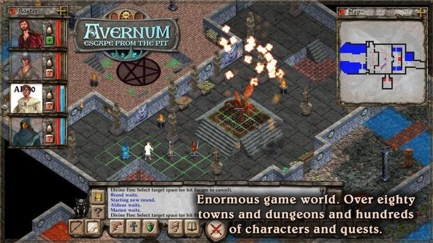 Avernum: Escape From The Pit on PC screenshot #5