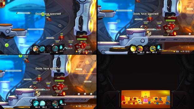 Awesomenauts 4 Pack on PC screenshot #5