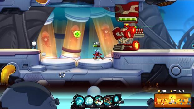 Awesomenauts 4 Pack on PC screenshot #4