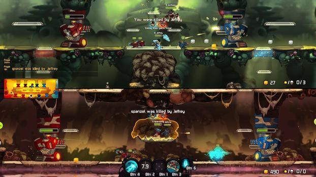 Awesomenauts 4 Pack on PC screenshot #3