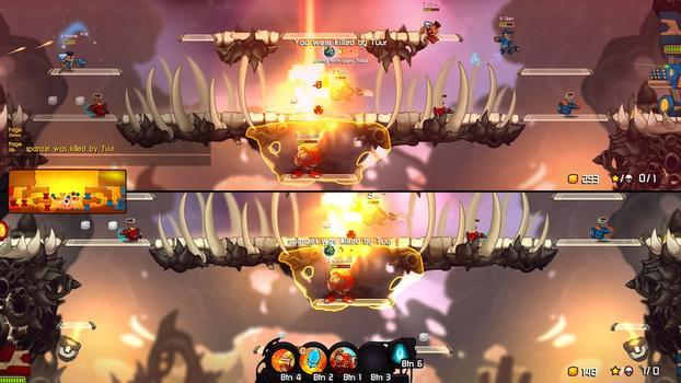 Awesomenauts 4 Pack on PC screenshot #2