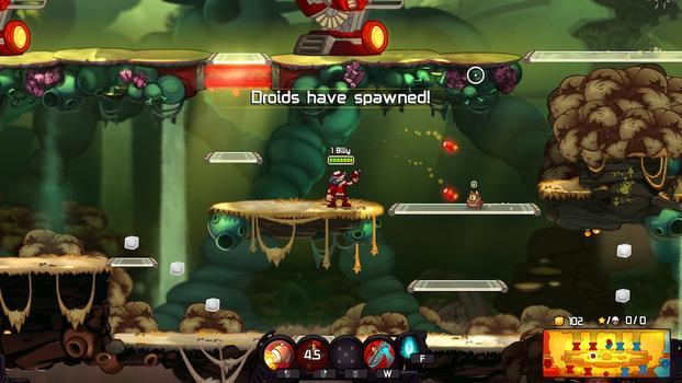 Awesomenauts 4 Pack on PC screenshot #1