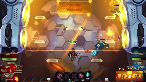 Awesomenauts - Abyssal Swiggins on PC screenshot #4