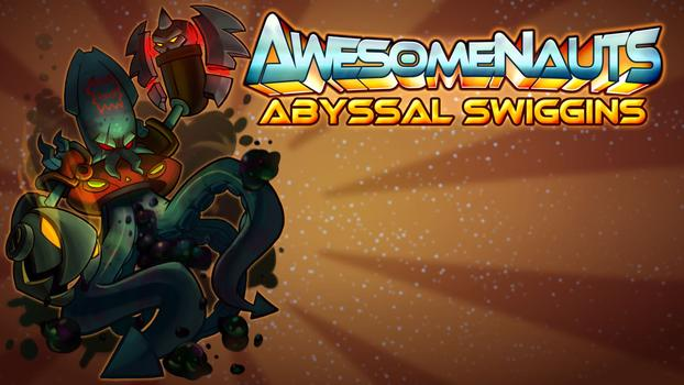 Awesomenauts - Abyssal Swiggins on PC screenshot #1