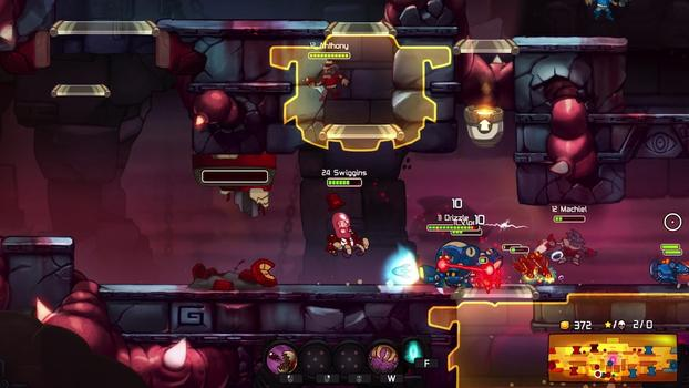 Awesomenauts - Admiral Swiggins PHD on PC screenshot #5