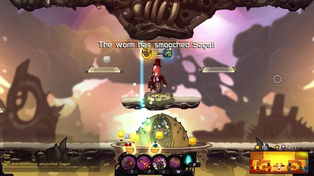 Awesomenauts - Admiral Swiggins PHD on PC screenshot #4
