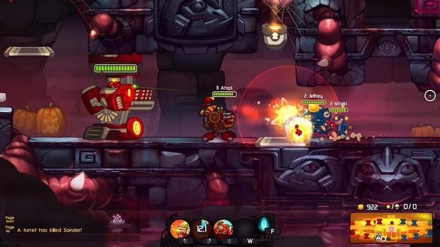 Awesomenauts - Ahrpl Skin on PC screenshot #3